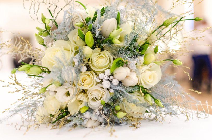 Petals and Flora bouquet design