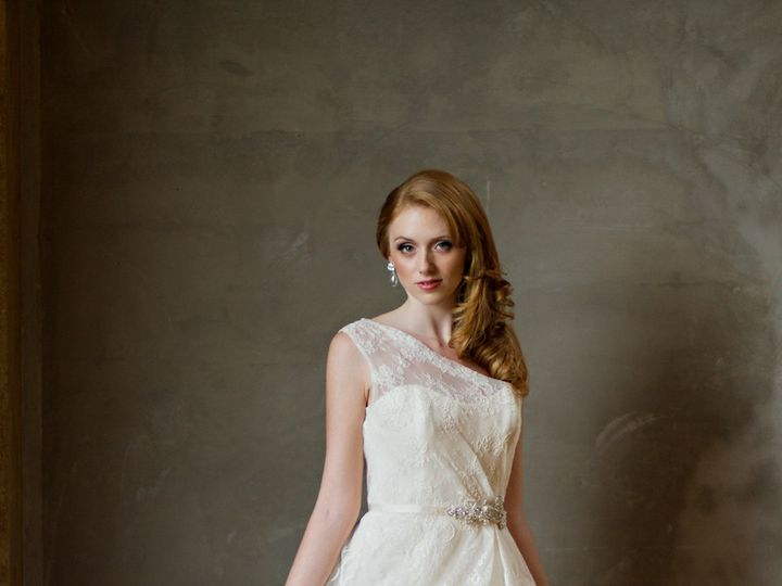 Tmx 1418325552081 Photoshoot Pic Owasso wedding dress