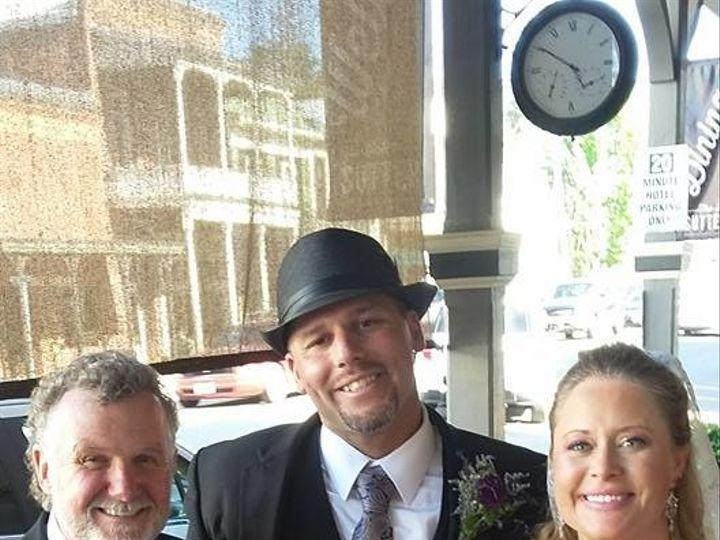 Tmx 1496781995325 18921863101563287039224682797135808657091585n Roseville, CA wedding officiant