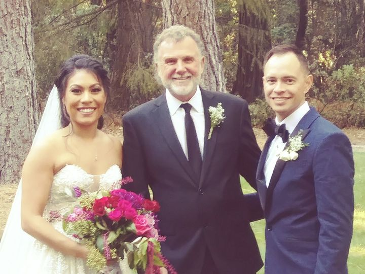 Tmx 1538873332 92f58abeb6c1c7dc 20180915 172225 Film4 1 Roseville, CA wedding officiant