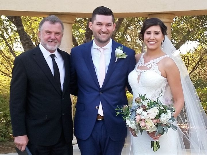 Tmx Frank 51 957921 Roseville, CA wedding officiant