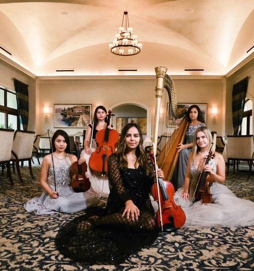 String Quintet: All the girls