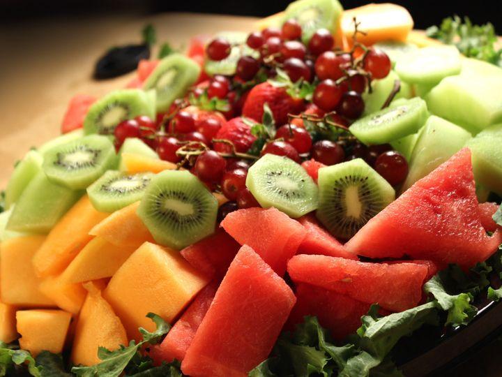 Tmx 1422456712724 Platter Fruitsalad Brant, NY wedding catering