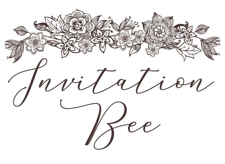 Custom Designs and Invitations