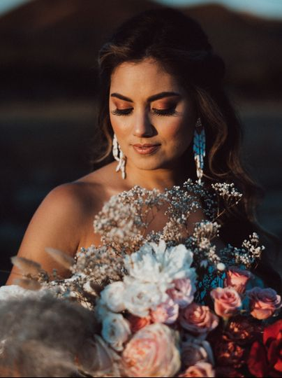 Bridal Romantic Boho