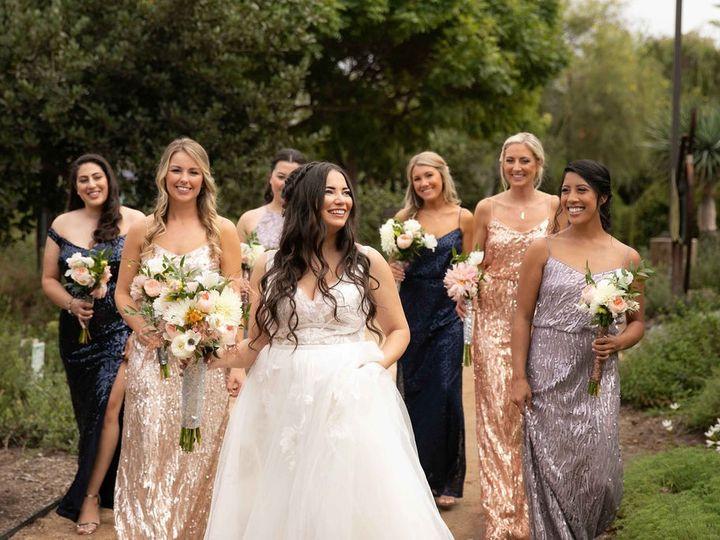Tmx Bridalparty 226 51 1009921 159364042236654 San Diego, CA wedding beauty
