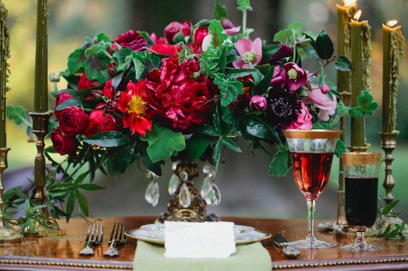 Classy flower arrangements