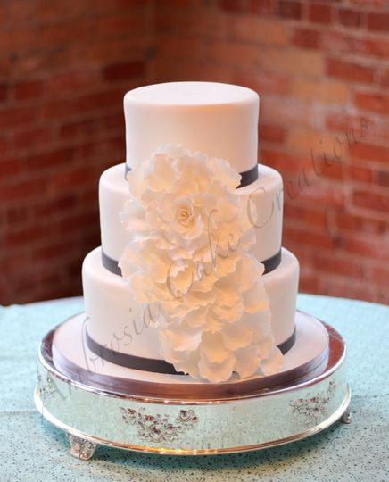 Cake Creations Photos Wedding Cake Pictures North Carolina Raleigh