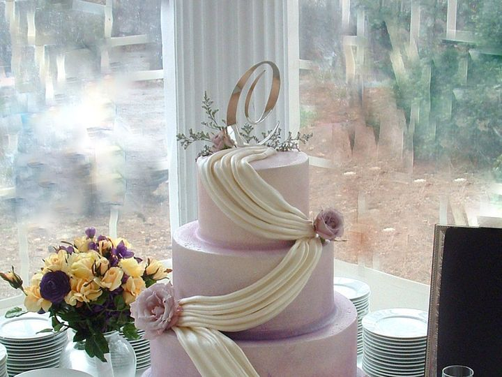 Tmx 1388543946852 Purple Ombre Dscf0085 Cop Fuquay Varina, North Carolina wedding cake