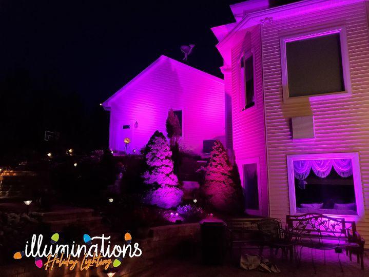 Event - Wall Wash Lighting