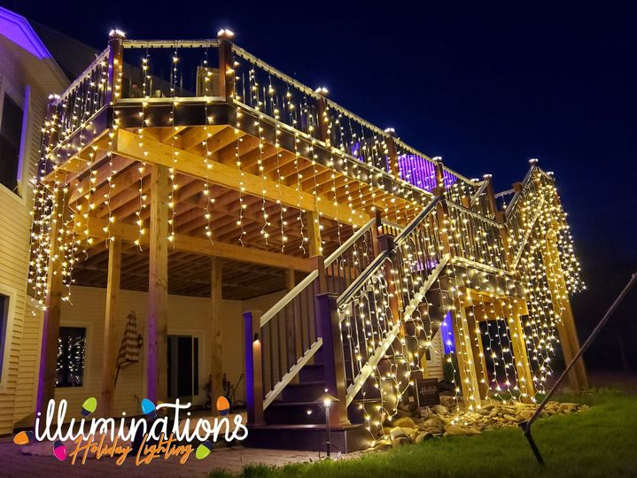 Light Curtain - Home Wedding