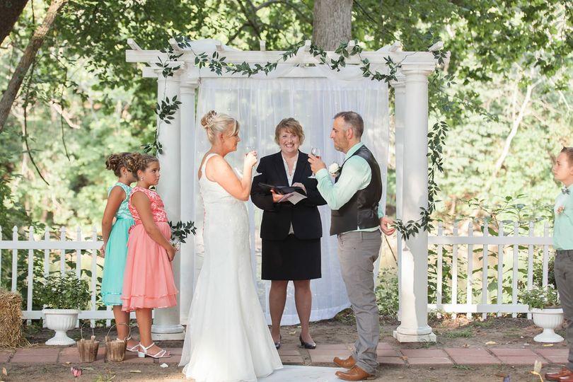 Dayton Outdoor Wedding Event