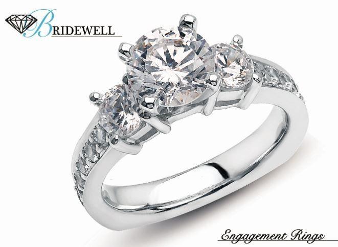 Tmx 1418658153487 Bw 28 Los Angeles wedding jewelry