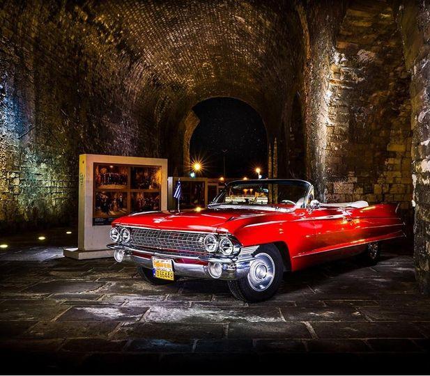 Cadillac El Dorado Vintage Car