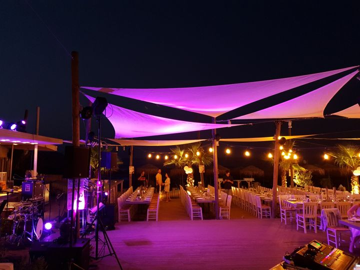 Venue Lighitng Decoration