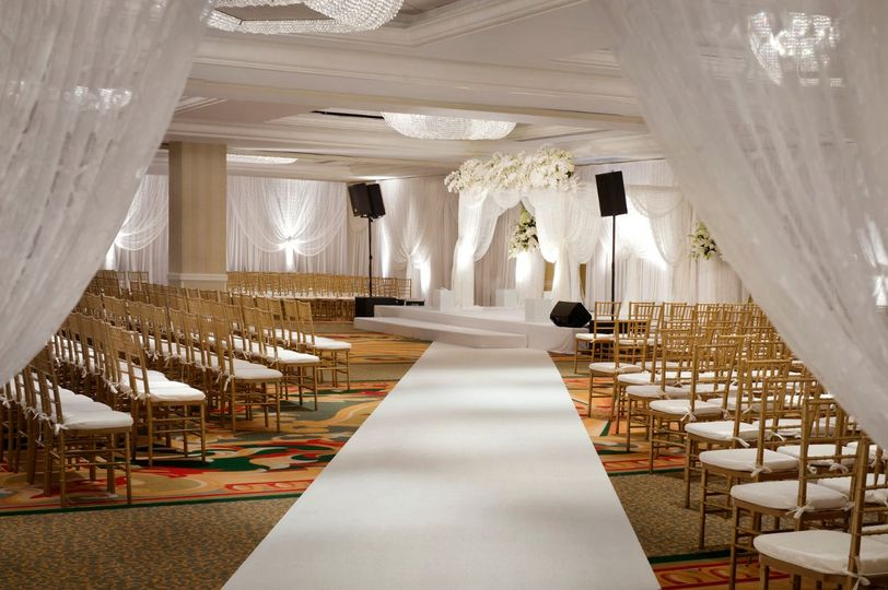 New york marriott at the brooklyn bridge venue for Small wedding venues ny