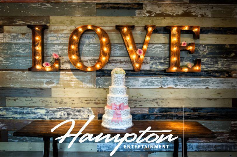 love hampton entertainment