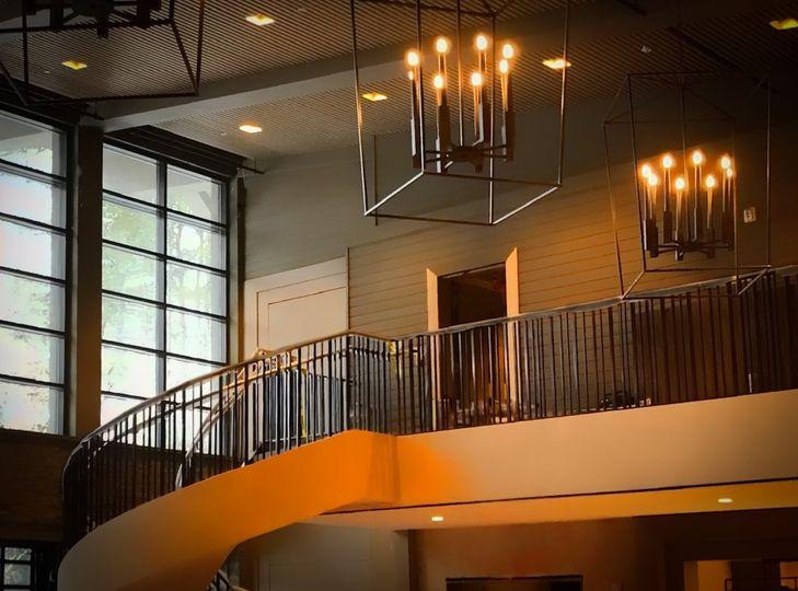 Grand Circular Staircase