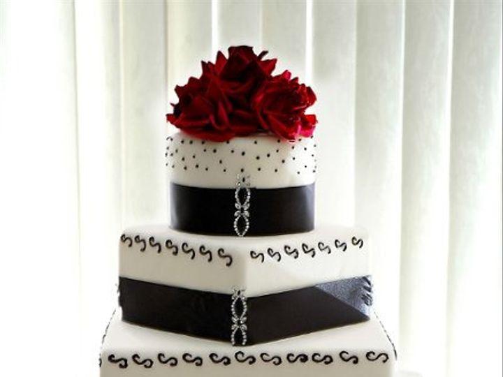 Tmx 1321204539499 DSC0931 Jacksonville, FL wedding cake