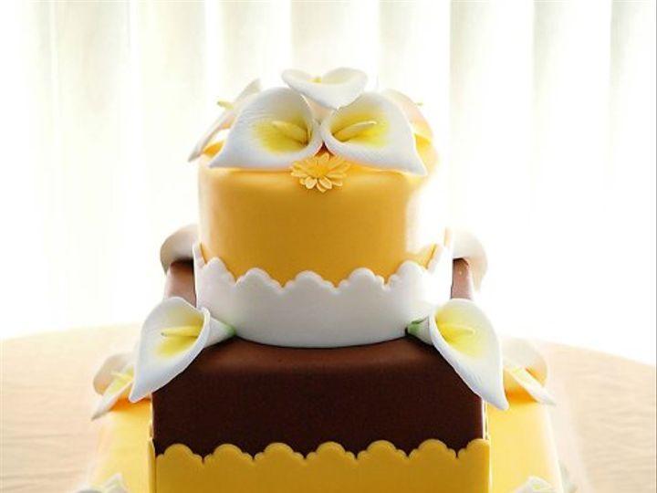 Tmx 1321204661796 DSC0932 Jacksonville, FL wedding cake