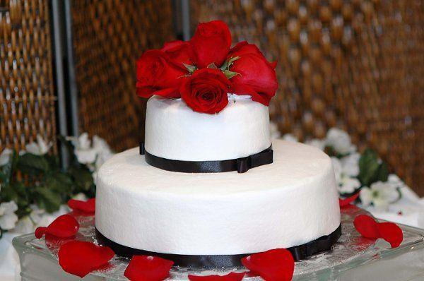 Tmx 1321204717171 DSC0901 Jacksonville, FL wedding cake
