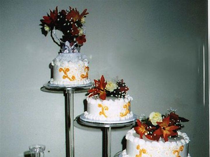 Tmx 1321207127499 85 Jacksonville, FL wedding cake