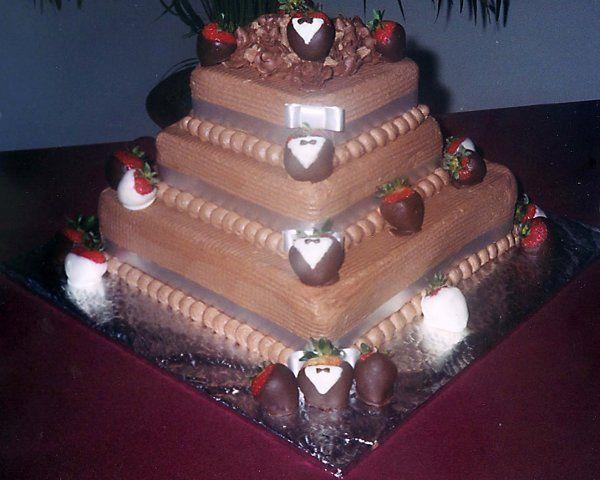 Tmx 1321207301062 104 Jacksonville, FL wedding cake