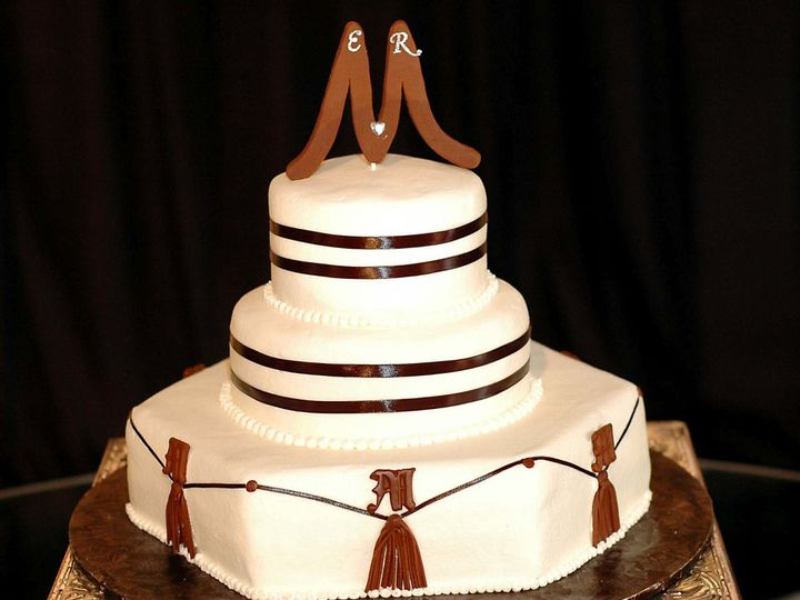 Tmx 1339008125515 ChocolateTassel Jacksonville wedding cake