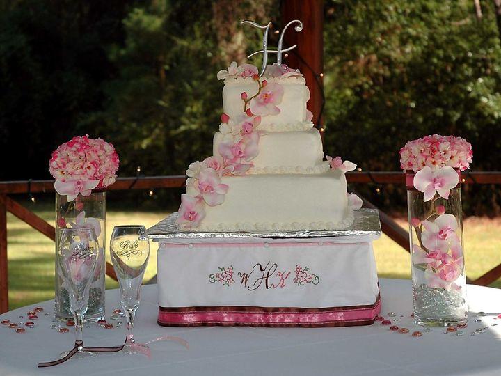 Tmx 1355770183913 DSC1451 Jacksonville, FL wedding cake