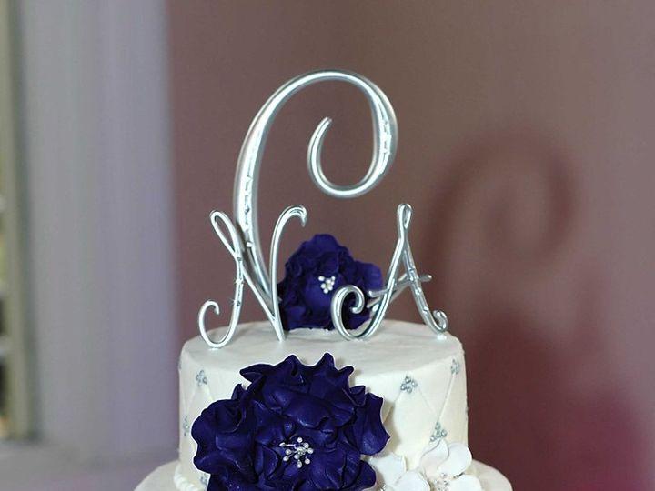 Tmx 1355886326723 TheWhiteRoomCake3 Jacksonville, FL wedding cake