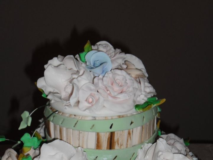 Tmx 1364086563440 SAM0052 Jacksonville wedding cake