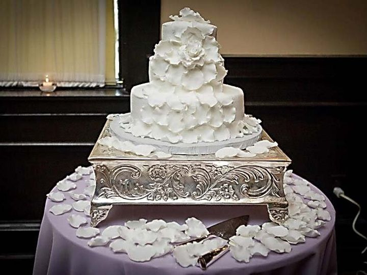 Tmx 1364360416292 JuniorWeddingCake2 Jacksonville wedding cake
