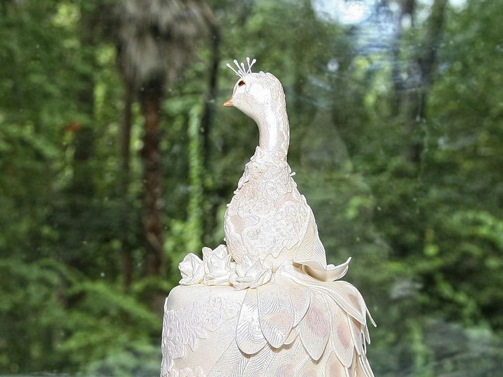 Tmx 1375062124608 344 Jacksonville, FL wedding cake