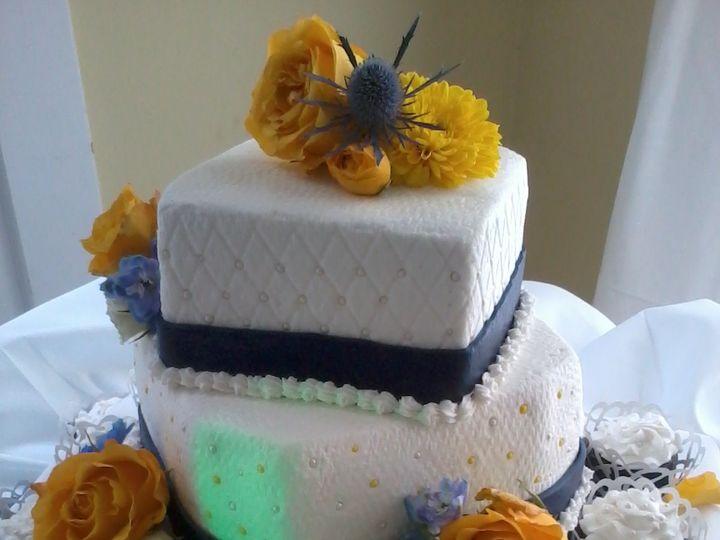 Tmx 1397761950340 Img20140315173106 Jacksonville, FL wedding cake