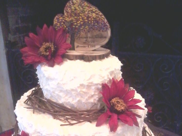 Tmx 1416178961463 Img201411091427531 Jacksonville, FL wedding cake