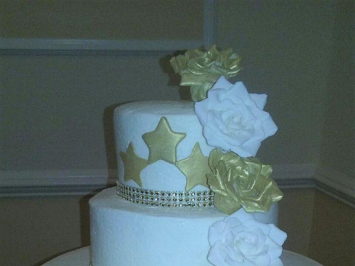 Tmx 1483229956354 Fabiola Jacksonville, FL wedding cake
