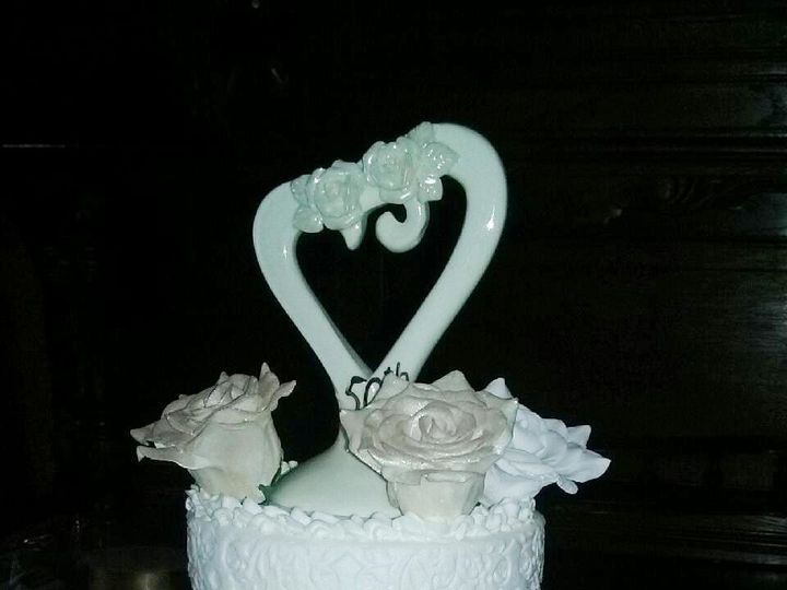 Tmx 1495463805806 Golden Jacksonville wedding cake