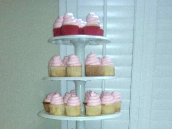 Tmx Cupcakes 51 442031 Jacksonville, FL wedding cake