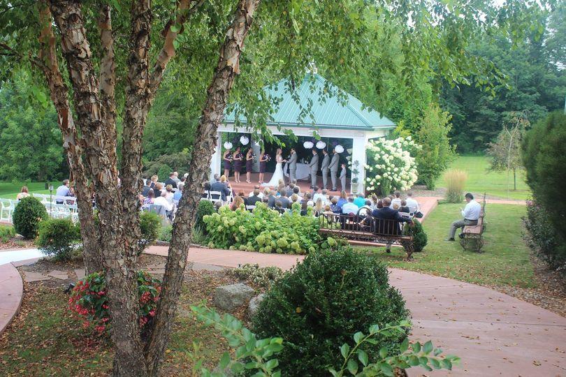 Defiance Ridge Vineyards Venue Defiance Mo Weddingwire