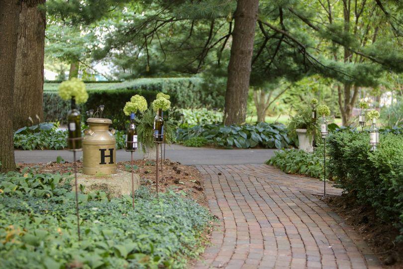 Path to ceremony