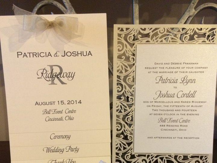 Tmx 1417044086183 Img0930 Union, KY wedding invitation