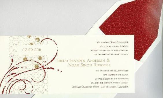 Tmx 1417047250780 Gallery No 82008 06 06t135404 Union, KY wedding invitation