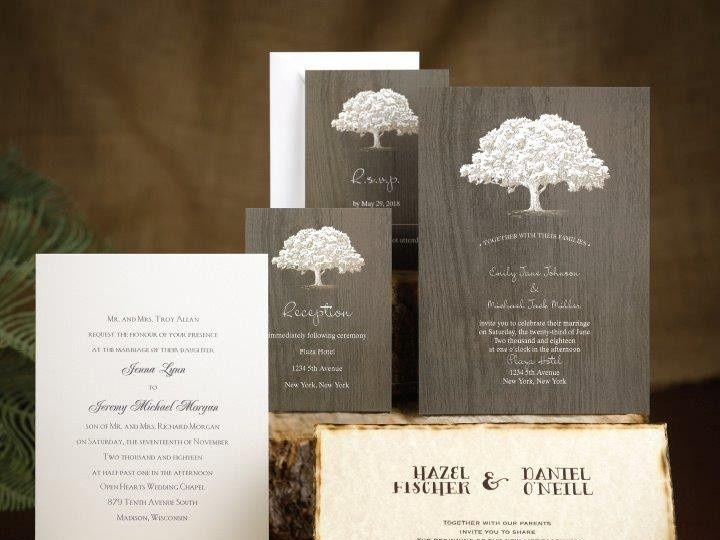 Tmx 1417100387576 Simpleb Copy Union, KY wedding invitation