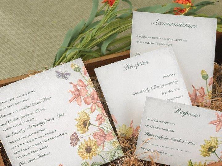 Tmx 1417100528857 Mixation Copy 2 Union, KY wedding invitation