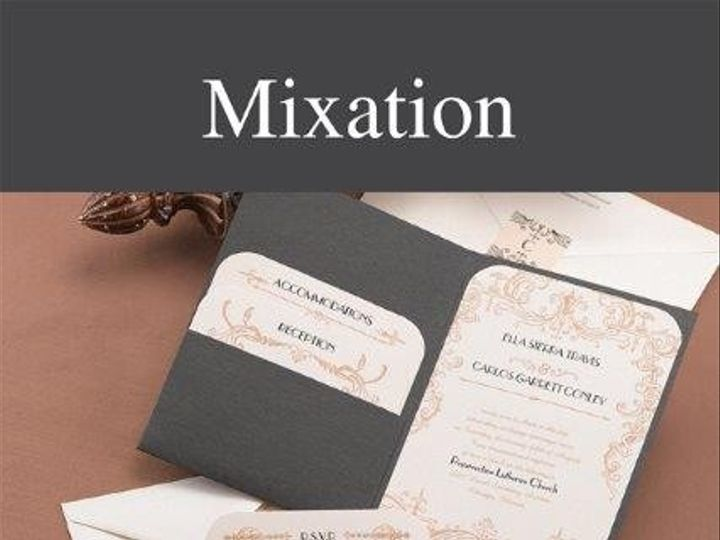 Tmx 1417100541256 Mixation Copy Union, KY wedding invitation