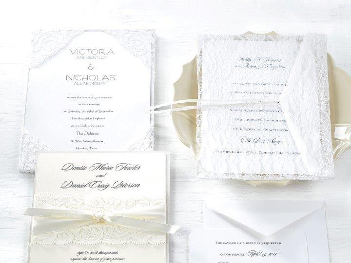 Tmx 1417100664481 Simpleb Copy 2 Union, KY wedding invitation