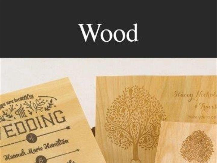 Tmx 1417100746180 Wood Union, KY wedding invitation