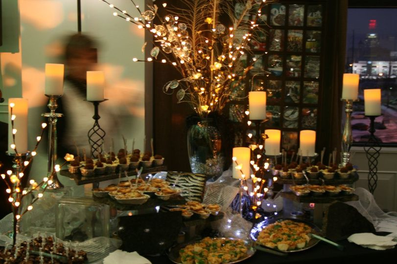 TFM Catering Manager Karen Freeze is a blur when she's focused on making your event just perfect!...