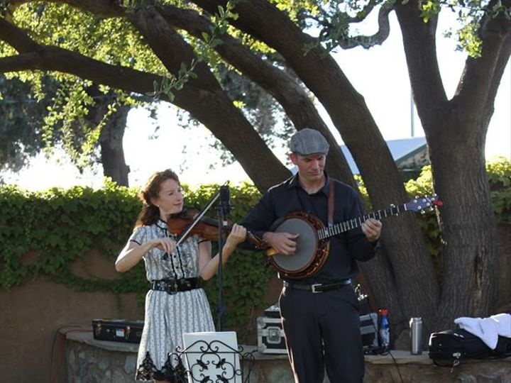 Tmx 1393545420233 Bare Ranch Wedding  Davis wedding band