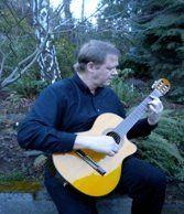 Guitarist Michael Philbert
